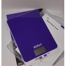 Новые кухонные весы Kitfort кт-803