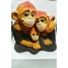 Статуэтка обезьянки